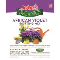 MIX POTTING AFRICAN VIOLET 8QT