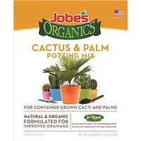 MIX POTTING CACTUS/PALM 8QT