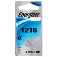 Energizer ECR1216BP Coin Cell Battery