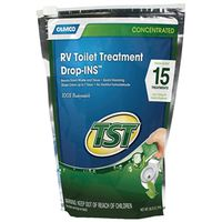 Tst Drop-Ins 40264/40269 Concentrated RV Toilet Tank Treatment, 15 Count Bag