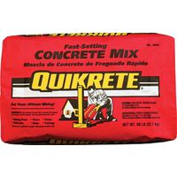 Quikrete 1004-50 Fast Setting Concrete Mix