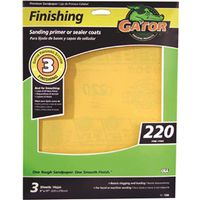 Gator 7266 Step-3 Sanding Sheet