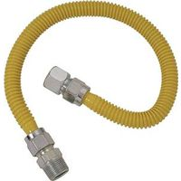 Brass Craft CSSC21-18 Gas Appliance Connectors