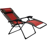 CHAIR ESSENTIALS XLG RED/TAN