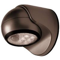 PORCH LIGHT 6LED CHARCOAL