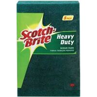 Scotch Brite Heavy Duty Scouring Pads