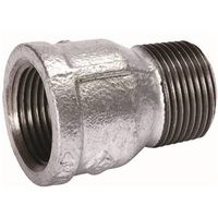 B and K 511-613 Galvanized Malleable Iron Extension Piece