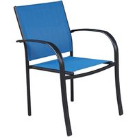 Seasonal Trends Belvedere Sling Dining Chair