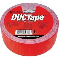 "Duct Tape, 1.87"" x 60 Yds Red"