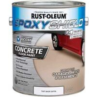 Concrete Floor Paint, 1 Gal Tint Base
