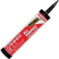 Cartridge Black Adhsive Caulk, 10 oz