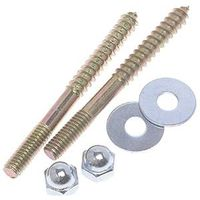 Harvey 061095 Toilet Flange Screw Set