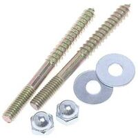 "5/16"" x 3 1/2"" Flange Screw Set"