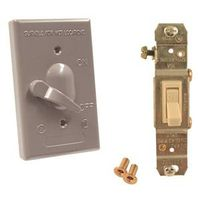 Bell Raco 5141-0 Weatherproof Switch Cover