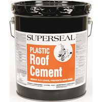Superseal SS007070 Plastic Roof Cement