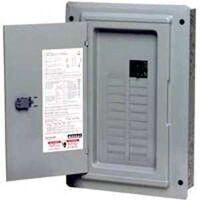 Twenty Four Circuit Main Breaker, 100 Amp