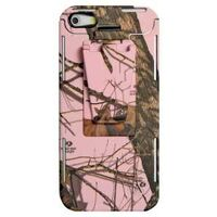IPHONE 5 PINK MOSSY OAK INFNTY