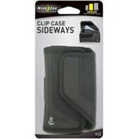 CLIP CASE SIDEWAYS BLACK