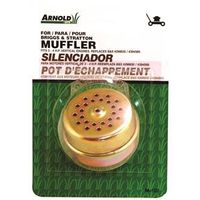 Arnold M-107 Pancake Thread-On Replacement Small Engine Muffler