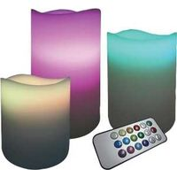 COLOR CHANGING CANDLE, LED