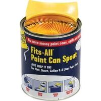 Fits All Paint Can Spout