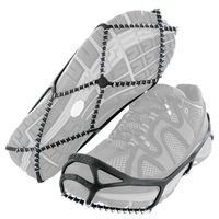 Yaktrax Walk 08605 Spikeless Over Boot/Shoe Traction Device