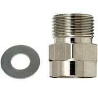 "Supply Adapter, 3/8"" x 1/2"""
