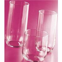 Metro Beverage Glasses, 18 Pc