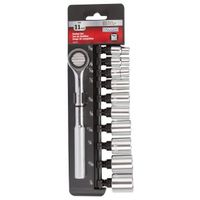 Mintcraft 13PC-3S Socket Wrench Sets