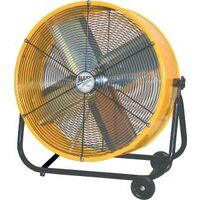 Direct Drive Barrel Fan, 24""