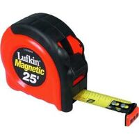 "Magnetic End Tape Measure, 1"" x 25'"