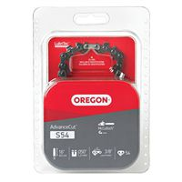 Oregon S54 Replacement Chain Saw Chain