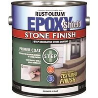 Epoxy Shield Floor Primer Coat, 1 Gal Stone
