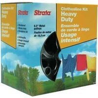 CLOTHESLINE KIT HEAVY DUTY
