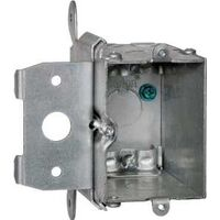 One Gang Adjustable Metal Box, 3.52""