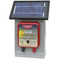 Parmak Solar Pak 6 DF-SP-LI Low Impedance Electric Fence Charger