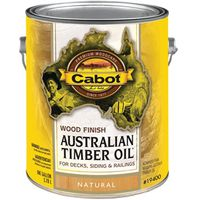 Cabot 19400 Water Reducible Australian Timber Oil