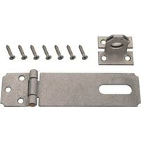 Mintcraft LR-130-BC3L Fixed Staple Safety Hasp
