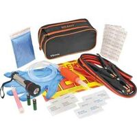 Emergency Kit with Nylon Case, 36Pc