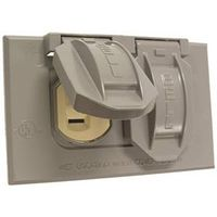 Hubbell 5712-5 Weatherproof Device Cover
