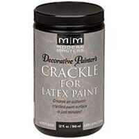 Crackle For Latex Paint, 32 oz