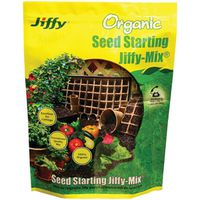 Jiffy Products G310 Jiffy-Mix Seed-Starting Mix, Organic, 10 Quart