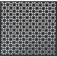 Aluminum Sheet, 2' x 3' Black
