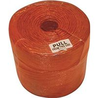 BALER TWINE ORANGE 9,000FT (2PK)