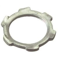 "1"" CONDUIT LOCKNUT STEEL 2/BG"