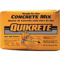 Quikrete 1101-40 Concrete Mix