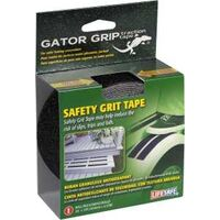 "Anti-Slip Safety Grip Tape, 2"" x 15' Black"