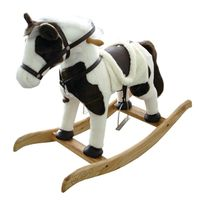 24IN ROCKING HORSE W/SOUND