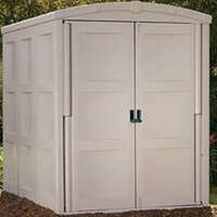 "Extra Large Storage Shed, 66"" x 93"" x 83"""