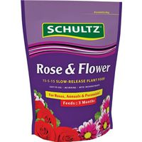 FERTILIZER SLOW ROSE/FLR 3.5LB